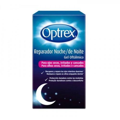 Optrex Gel Reparador Noche 10 ml