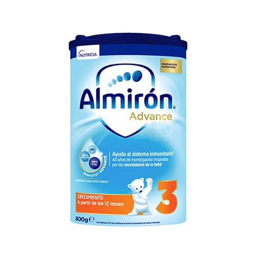 Almirón Profutura 3 Leche de crecimiento en polvo desde los 12 meses 800g