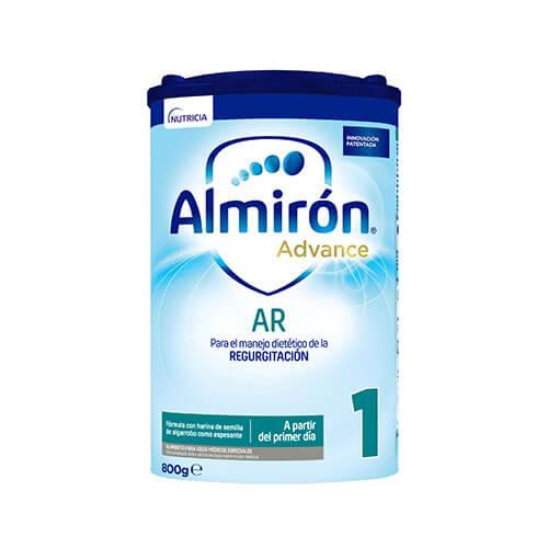 Almirón Advance AR 1 Leche de fórmula anti-regurgitación en polvo a partir del primer día 800 g