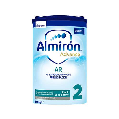 Almirón Advance AR 2 Leche de fórmula anti-regurgitación en polvo desde los 6 meses 800 g