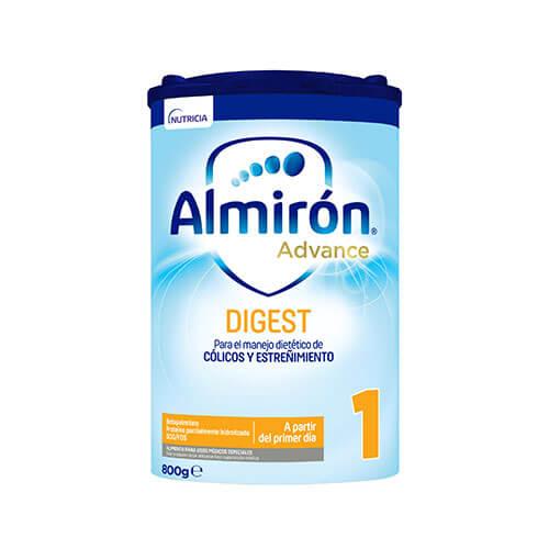 Almirón Advance Digest 1 Leche de fórmula anti-colico y anti-estreñimiento a partir del primer día 800g