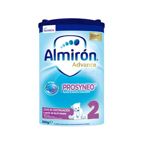 Almirón ProSyneo 2 Leche de continuación en polvo desde los 6 meses 800g