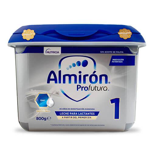 Almirón Profutura 1 Leche de inicio en polvo a partir del primer día 800g