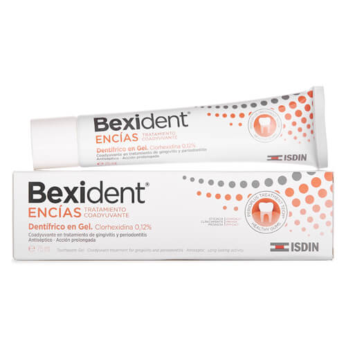 Bexident Encias Tratamiento Gel Dentifrico 75ml