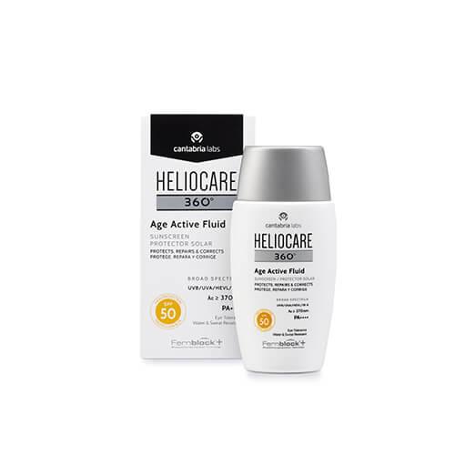 Heliocare 360 Age Active Fluid SPF 50