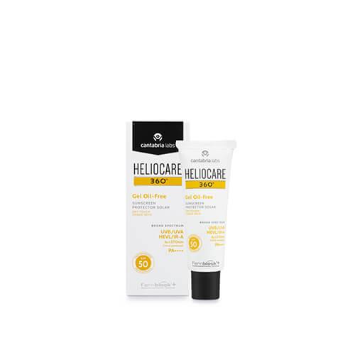 Heliocare 360º Gel Oil Free SPF 50