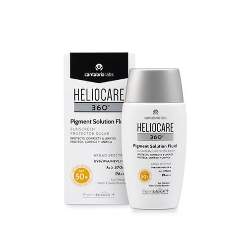 Heliocare 360 Pigment Solution Fluid SPF 50+