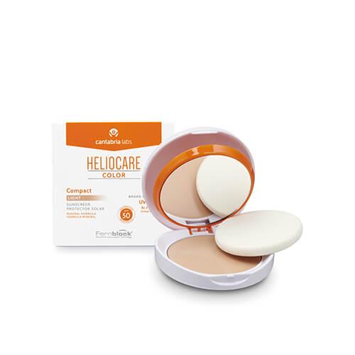 Heliocare Color Compacto Light SPF 50