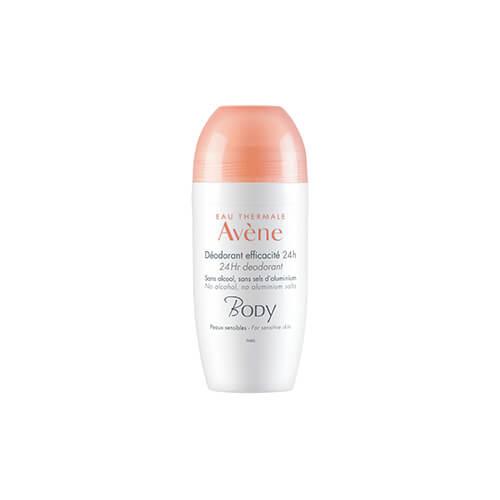 Eau Thermale Avène Body Desodorante Eficacia 24H 50 ml