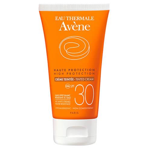 Eau Thermale Avène Crema Solar Spf 30 Con Color 50 ml