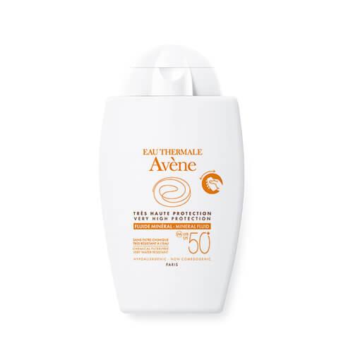 Eau Thermale Avène Fluido Spf 50+ Mineral  40 ml