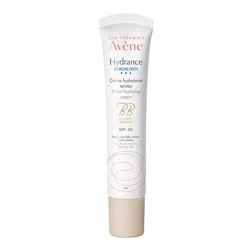 Eau Thermale Avène Hydrance Bb Rica Crema Hidratante Con Color 40 ml