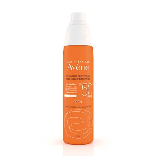 Eau Thermale Avène Spray Solar  Spf 50+ 200 ml
