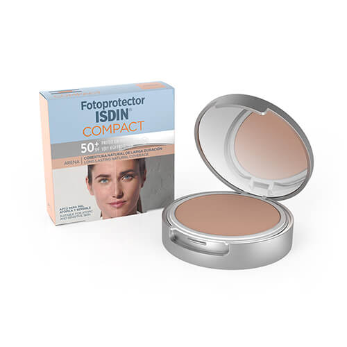Fotoprotector Isdin Compacto 50 Arena 10g