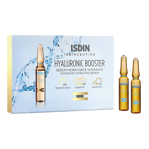 Isdinceutics Hyaluronic Booster 10Amp