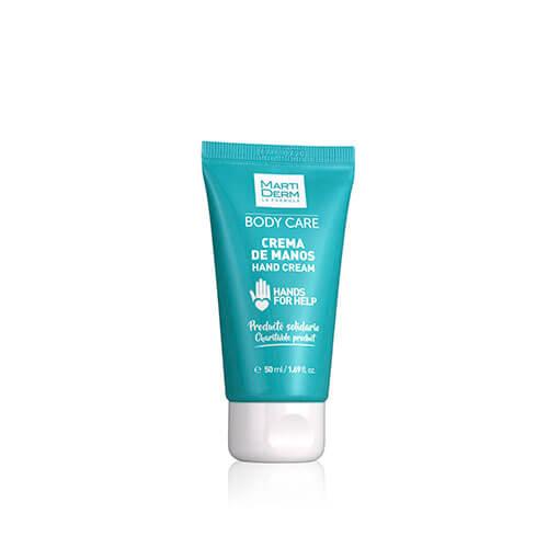 MartiDerm Body Care Crema de Manos uso diario 50ml