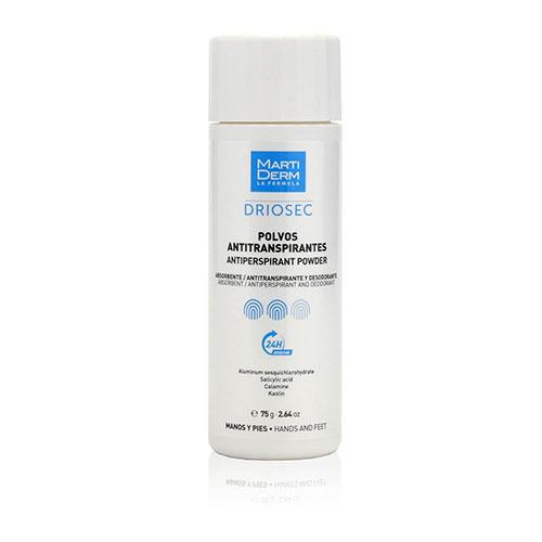 MartiDerm Driosec Polvos Antitraspirantes 75 gr