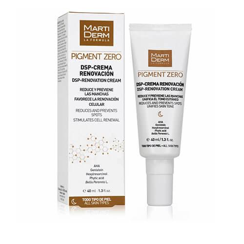 MartiDerm Pigment Zero DSP Crema Renovación 40 ml
