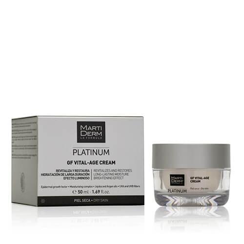 MartiDerm Planitum GF Vital-Age Cream Piel Seca 50ml