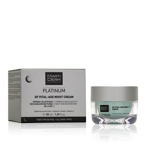 MartiDerm Planitum GF Vital-Age Night Cream 50ml