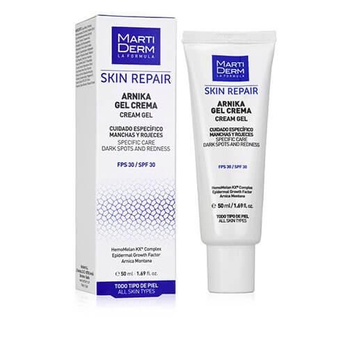 MartiDerm Skin Repair Arnika Gel Crema FPS30 50 ml