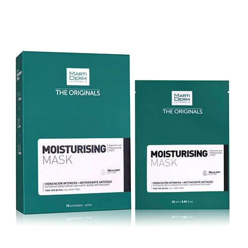 MartiDerm The Originals Moisturising Mask 10 unidades