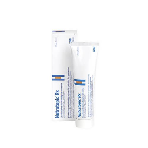 Nutratopic Rx Adyuvante Dermatológico En Crema
