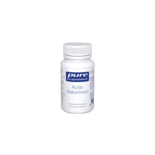 PURE Encapsulations Ácido Hialurónico 30 cápsulas 6g