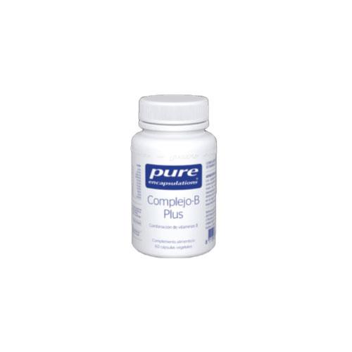 PURE Encapsulations Complejo-B  60 cápsulas 29g