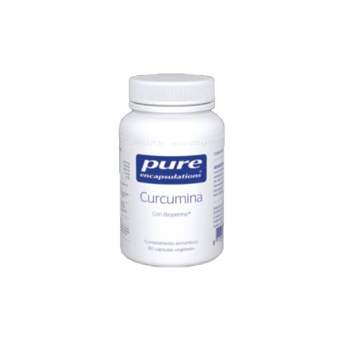 PURE Encapsulations Curcumina 60 cápsulas 42g