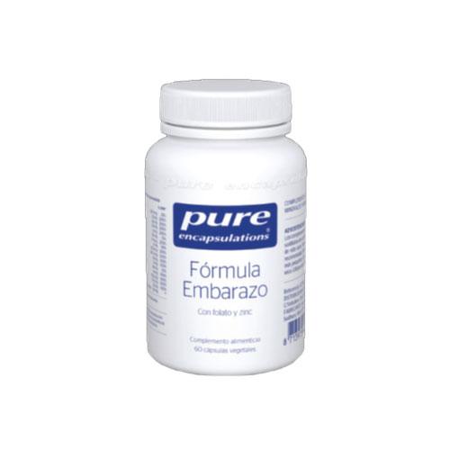 PURE Encapsulations Fórmula Embarazo 60 cápsulas 67g