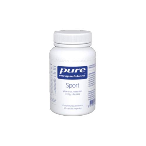 PURE Encapsulations Sport 60 cápsulas 76g