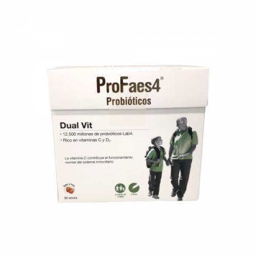 ProFaes4 Próbioticos Dual Vit