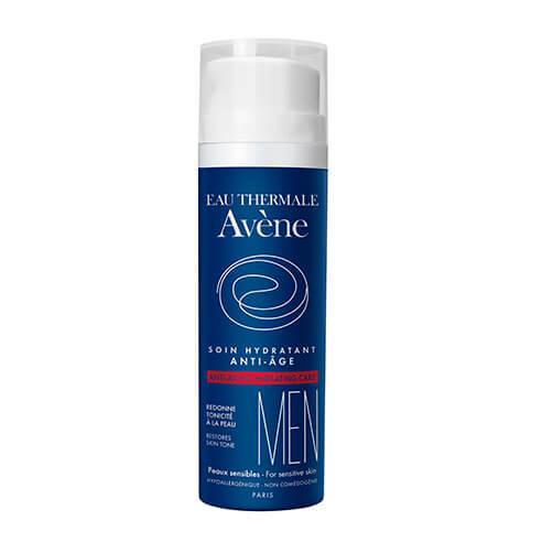 Eau Thermale Avène Men Cuidado Hidratante Antiedad 50 ml