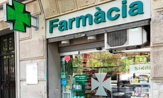 Farmacia Granvia 216 (desde 1953)