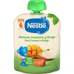 NESTLÉ Bolsita Manzana, Zanahoria y Mango 90g