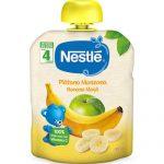 NESTLÉ Bolsita Plátano y Manzana 90g