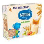 NESTLÉ Leche y Cereales Multifrutas 2x250ml
