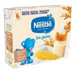NESTLÉ Leche y Cereales Sin Gluten 2x250ml
