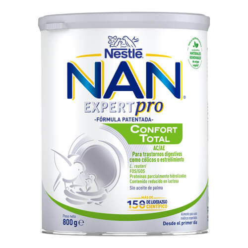 NAN CONFORT TOTAL 800g