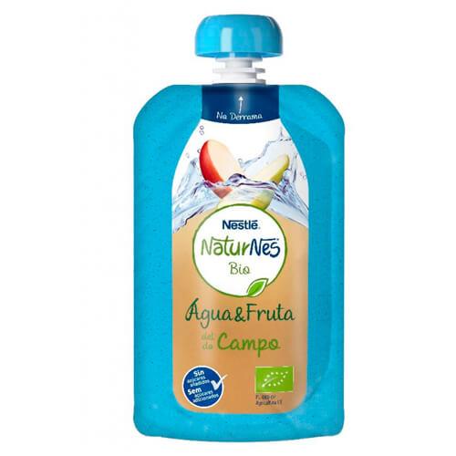 NATURNES BIO Agua Fruta del Campo