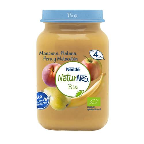 NATURNES BIO Tarrito Frutas Variadas 190g