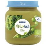 NATURNES BIO Tarrito Guisantes y Brócoli 125g