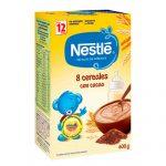 NESTLÉ Papilla 8 Cereales con Cacao 600g