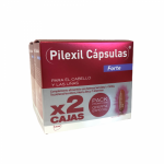 Pilexil Forte Anticaída Duplo 2x 100uds Cabello y Uñas