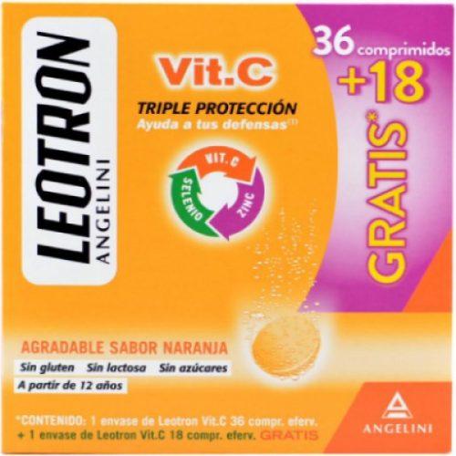 Leotron Vitamina C 36